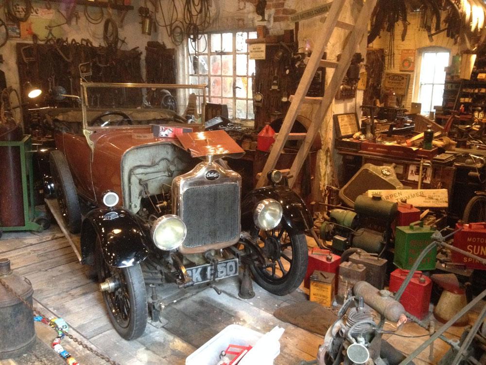 Automuseum Beaulieu Autojumble
