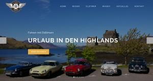 Mit Classictraveluk durch Schottland reisen