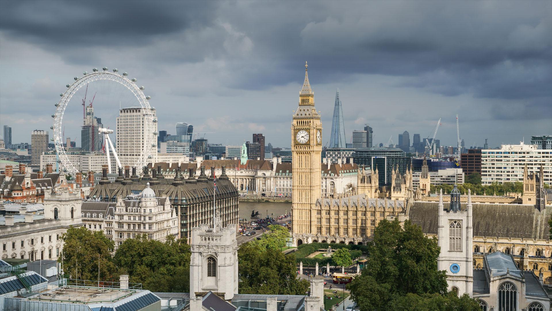 …oder doch lieber England und London?
