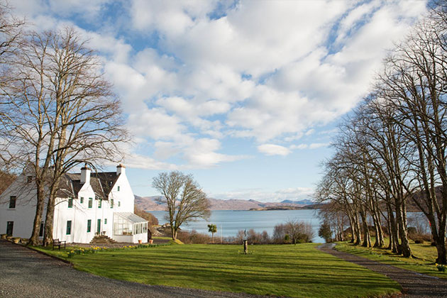 Kinloch Lodge