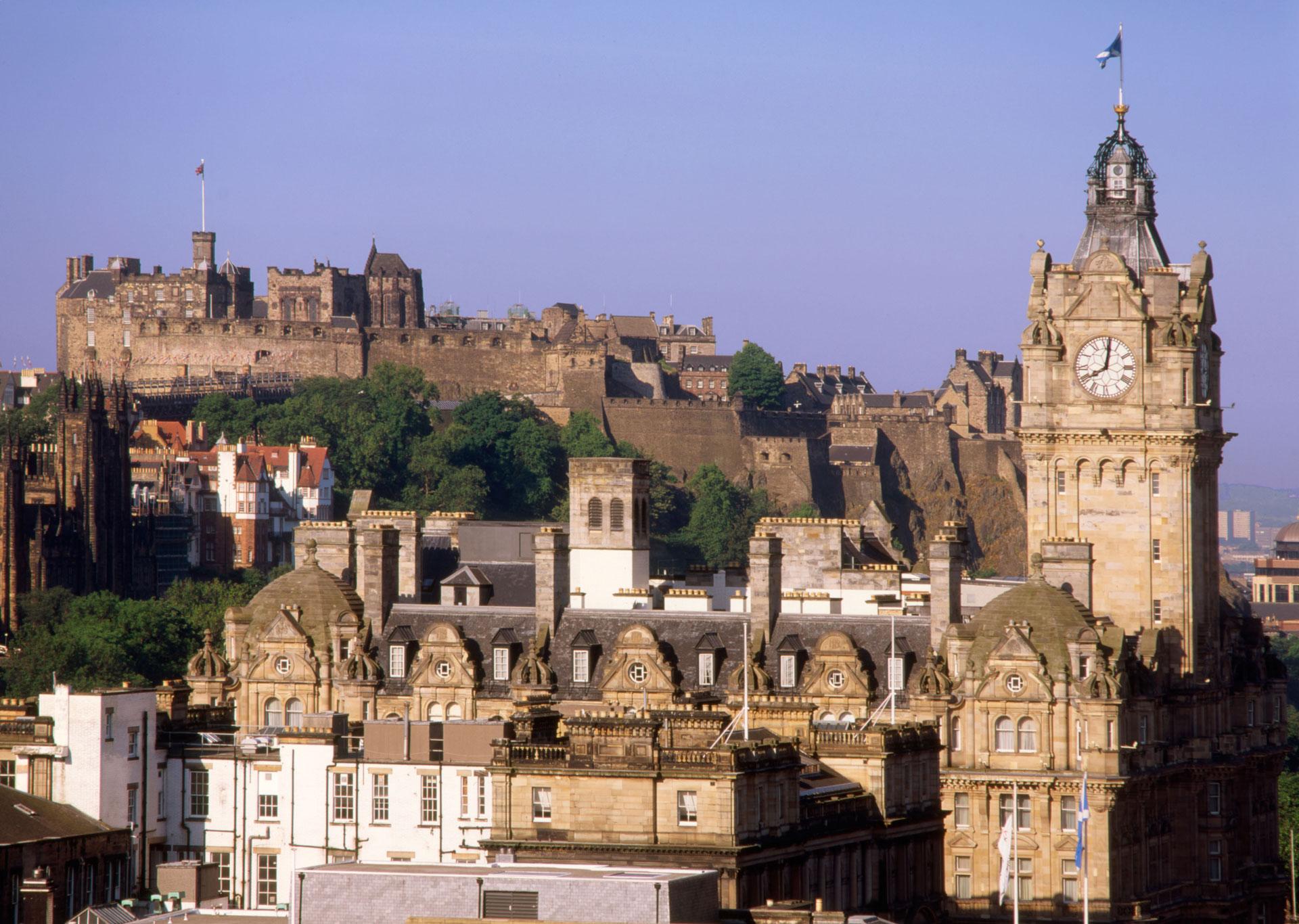 Schottland ab Edinburgh entdecken.