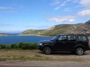 North Coast mit Landcover und Classiccarsuk