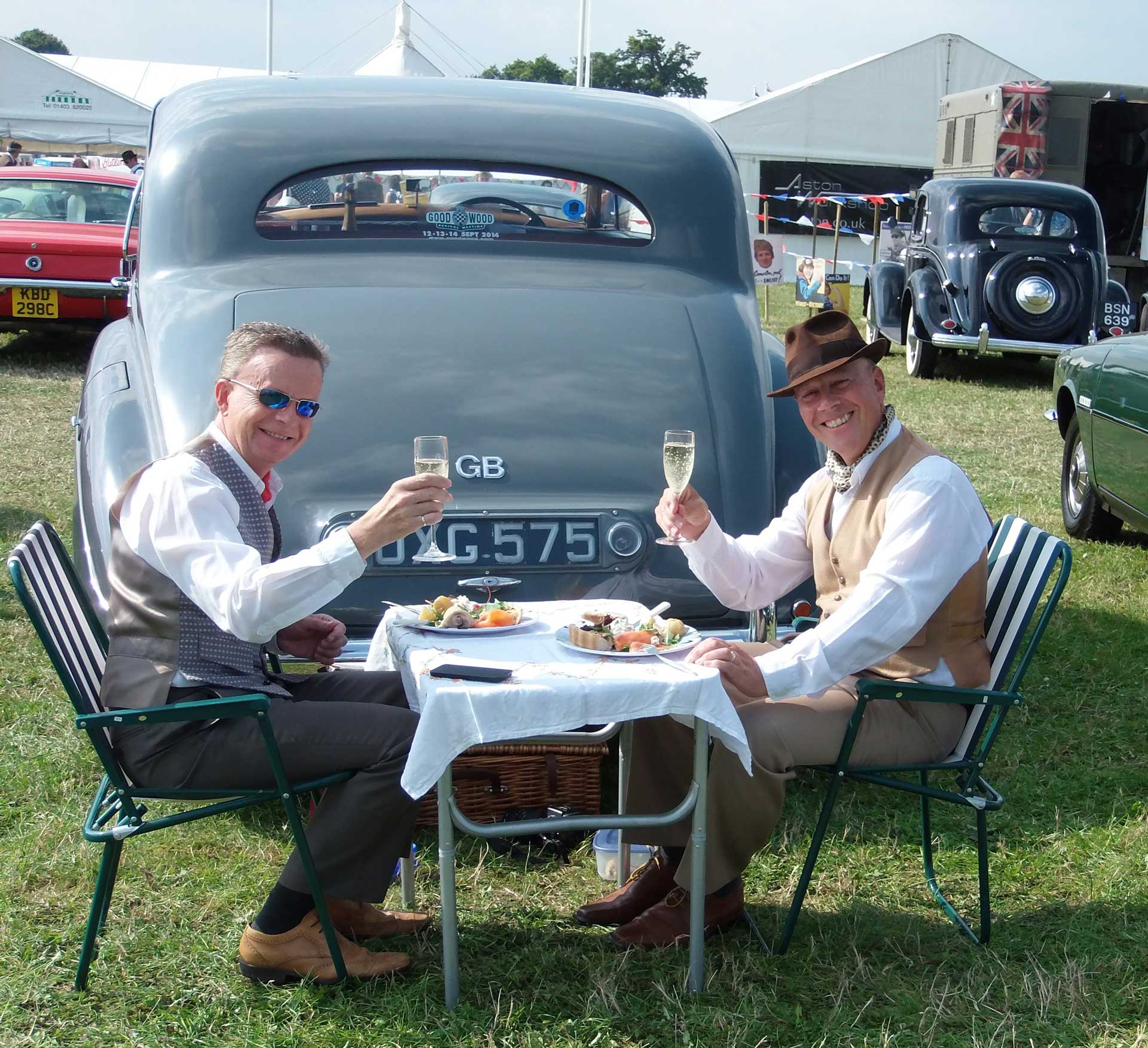 Goodwood Revival 2021