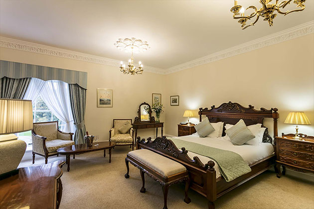 Doxford Hall Zimmer